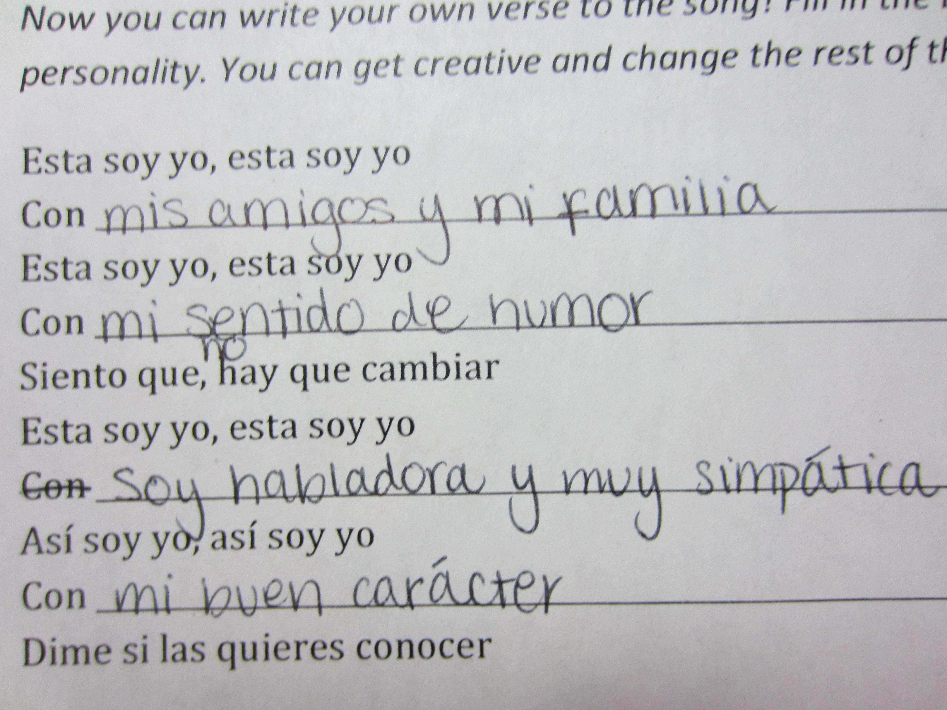 Best Francisca Valenzuela Esta Soy Yo Lyrics In English Image Collection Apexi Vafc2 Wiring Diagram Comprtelo