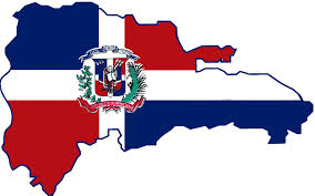 Dominican Republic food plate looking just like the nation's flag ...