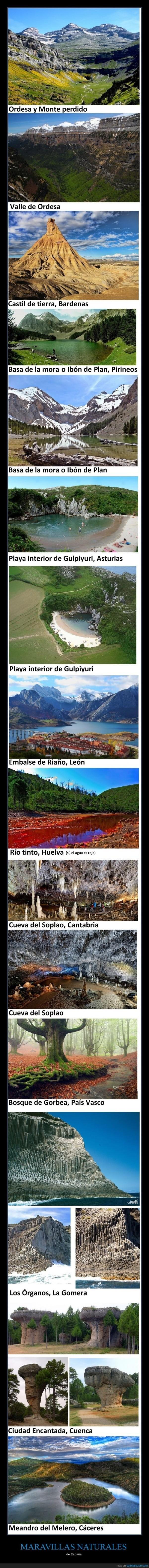 maravillas_naturales de España