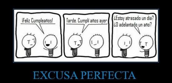 excusa_perfecta pret