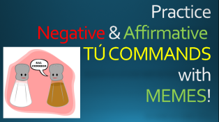 Tú commands negafirm THUMBNAIL
